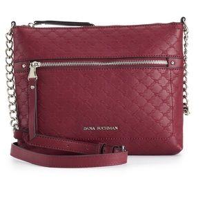NWT! Dana Buchman Everett Crossbody Bag